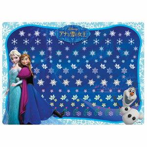 3Dアート下じき アナと雪の女王 テンヨー