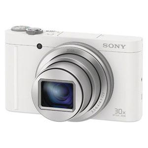 DSC-WX500-W【税込】 ソニー デジタルカメラ「WX500」(ホワイト) SONY Cyber-shot(サイバーショット) DSC-WX500 [DSCWX500W]【返品種別A】【送料無料】【RCP】