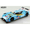 1/43 NISSAN GT-R LM NISMO 2015 MANCHESTER CITY FC【45251】 【税込】 EBBRO [エブロ 45251 GTR LM NISMO 2015 MANCHESTER]【返品種別B】【送料無料】【RCP】
