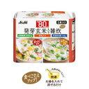 豆乳カニ雑炊&豆乳フカヒレ雑炊5食 アサヒグループ食品 カニ...