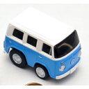 チョロQ zero Z-35d VWマイクロバス(白/青)【277897】 【税込】 トミーテック [トミー 277897 Z-35d VWマイクロバス シロ アオ]【返品種別B】【RCP】