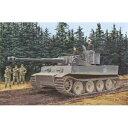 【再生産】1/35 WW.II ドイツ軍 ティーガーI 極初期型 第502重戦車大隊 レニングラード1943年 (3イン1)【DR6252】 【税込】 ドラゴンモデル [DR6252 ドイツ ティーガーI 502 レニングラード 1943]【返品種別B】【RCP】