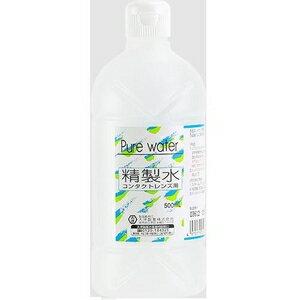 精製水(コンタクトレンズ用)大洋製薬コンタクトヨウセイセイスイ500ML[コンタクトヨウセイセイスイ