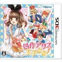 【3DS】創作アリスと王子さま! 【税込】 ハピネット [CTR-P-ARZJ(JPN)]【返品種別B】【送料無料】【RCP】
