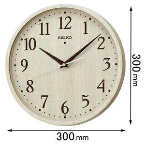 KX399A セイコークロック 電波掛時計 [KX399A]【返品種別A】【送料無料】