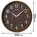 KX399B【税込】 セイコークロック 掛時計 [KX399B]【返品種別A】【送料無料】【RCP】