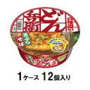 日清のどん兵衛 天ぷらそば(西) 100g(1ケース12個入) 日清食品 ドンベエテンソバニシ100GX12
