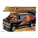 1/25 BAD COMPANY 1982 ダッジ・バン【MPC824】 【税込】 MPC [MPC824 1982ダッジバン]【返品種別B】【送料無料】【RCP】