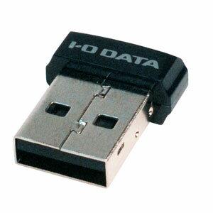 WN-AC433UMK I/Oデータ 11ac対応 5GHz専用 無線LAN子機アダプター(ブラック)