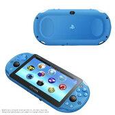 PlayStation(R)Vita Wi-Fiモデル アクア・ブルー【お一人様一台限り】 【税込】 ソニー・コンピュータエンタテインメント [PCH-2000ZA23]【返品種別B】【送料無料】【RCP】