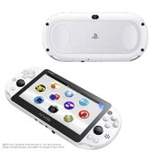 PlayStation(R)Vita Wi-Fiモデル グレイシャー・ホワイト【お一人様一台限り】 【税込】 ソニー・コンピュータエンタテインメント [PCH-2000ZA22]【返品種別B】【送料無料】【RCP】