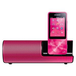 NW-S13K PM【税込】 ソニー ウォークマン S10Kシリーズ 4GB(ピンク)[スピーカー付属モデル] SONY Walkman [NWS13KPM]【返品種別A】【送料無料】【RCP】