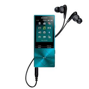 NW-A25 LM【税込】 ソニー ウォークマン A20シリーズ 16GB(ビリジアンブルー) SONY Walkman [NWA25LM]【返品種別A】【送料無料】【RCP】