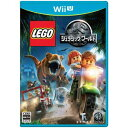 【Wii U】LEGO(R)ジュラシック・ワールド 【税込】 ワーナーエンターテイメントジャパン [WUP-P-ALJJレゴジュラシック]【返品種別B】【送料無料】【RCP】