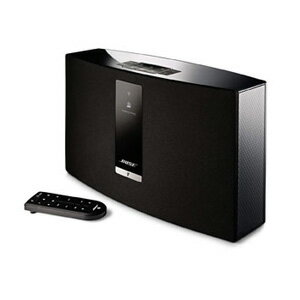 SOUNDTOUCH20 3BLK【税込】 ボーズ Wi-Fi/Bluetooth対応ワイヤレススピーカー(ブラック) BOSE SoundTouch 20 Series III wireless music system [SOUNDTOUCH203BLK]【返品種別A】【送料無料】【1201_flash】