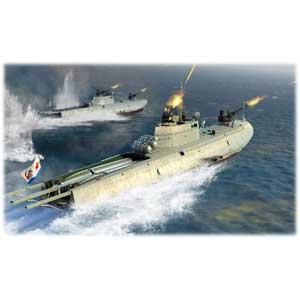 1/35 WWII ソビエト海軍 G-5 魚雷艇【63503】 【税込】 メリットインターナショナル [メリット 63503 ソビエト G-5 ギョライテイ]【返品種別B】【送料無料】【RCP】