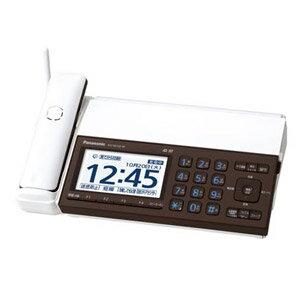 KX-PD102D-W【税込】 パナソニック デジタルコードレス普通紙FAX ピアノホワイト Panasonic おたっくす [KXPD102DW]【返品種別A】【送料無料】【RCP】