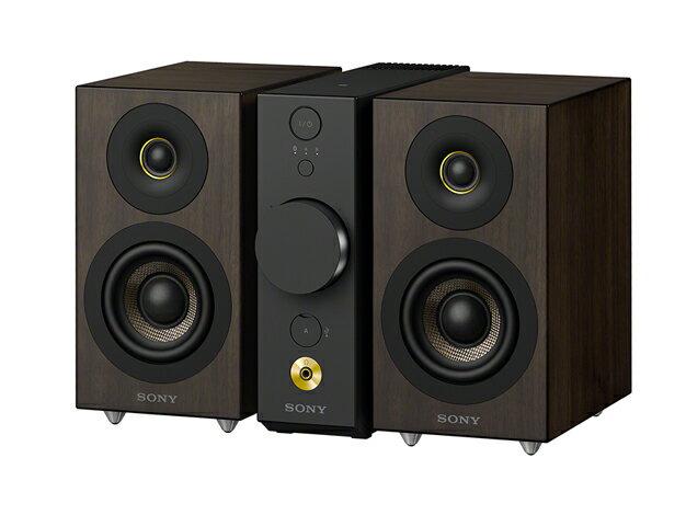 CAS-1 BC【税込】 ソニー セパレートタイプ Bluetoothスピーカー コンパクトオーディオシステム(ブラック) SONY [CAS1BC]【返品種別A】【送料無料】【RCP】