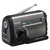 ICF-B99 S【税込】 ソニー 太陽光充電対応 手回し充電ワイドFMラジオ SONY [ICFB99SC]【返品種別A】【送料無料】【RCP】