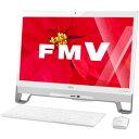 FMVF52WW【税込】 富士通 デスクトップパソコン FMV ESPRIMO FH52/W スノーホワイト(Office Personal Premium) ...