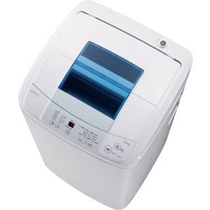 JW-K50K-W【税込】 ハイアール 5.0kg 全自動洗濯機 ホワイト Haier [JWK50KW]【返品種別A】【oogata1129】【送料無料】【R...