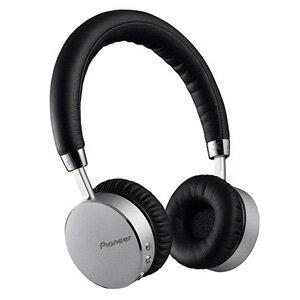 SE-MJ561BT-S パイオニア Bluetooth対応ダイナミック密閉型ヘッドホン(シルバー) PIONEER SE-MJ561BT [SEMJ561BTS]【返品種別A】