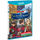 【Wii U】ドラゴンクエストX オールインワンパッケージ(ver.1+ver.2+ver.3) 【