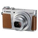 PSG9X(SL)【税込】 キヤノン デジタルカメラ「PowerShot G9 X」(シルバー) CANON PowerShot(パワーショット) G9X [PSG9XSL]【返品種別A】【送料無料】【RCP】