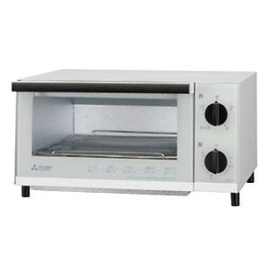 オーブン トースター ホワイト MITSUBISHI