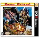 【3DS】モンスターハンター4G Best Price! 【税込】 カプコン [CTR-2-BFGJ]【返品種別B】【RCP】