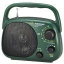 RAD-F439N【税込】 オーム ワイドFM対応 豊作ラジオ AudioComm OHM [RAD