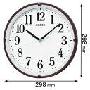 KX205B【税込】 セイコークロック 掛時計 [KX205B]【返品種別A】【送料無料】【RCP】