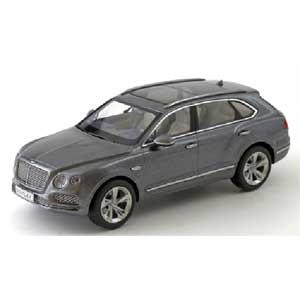 1/43 Bentley Bentayga - Tungsten (Grey Metallic) 【KS05621TG】 京商…の画像