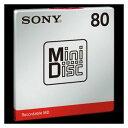 MDW80T ソニー 80分MD1枚パック SONY