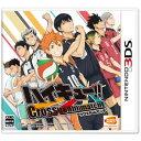 【3DS】ハイキュー!! Cross team match!(通常版) バンダイナムコエンターテインメント [CTR-P-BHTJ]【返品種別B】【送料無料】