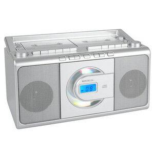 CDR-W70【税込】 WINTECH CD対応ダブルラジカセ 廣華物産 ウィンテック [CDRW70]【返品種別A】【送料無料】【RCP】
