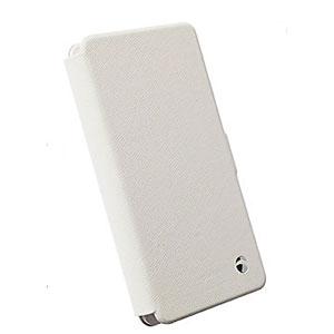 76102【税込】 KRUSELL iPhone 6 Plus/Google Nexus 6用 スマートフォン向け汎用ケース(ホワイト) Krusell Malmo FlipWallet Slide 5XL [76102]【返品種別A】【送料無料】【RCP】