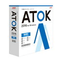ATOK 2016 for Windows [ベーシック] 通常版【税込】 ジャストシステム 【返品種別B】【送料無料】【RCP】