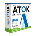 ATOK 2016 for Windows [ベーシック] アカデミック版【税込】 ジャストシステム 【返品種別B】【送料無料】【RCP】