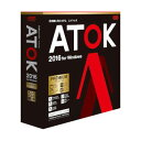 ATOK 2016 for Windows [プレミアム] 通常版【税込】 ジャストシステム 【返品種別B】【送料無料】【RCP】
