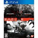 【PS4】EVOLVE Ultimate Edition 【税込】 テイクツー・インタラクティブ・ジャパン [PLJS-70066]【返品種別B】【RCP】