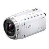 HDR-CX675-W【税込】 ソニー デジタルHDビデオカメラレコーダー「HDR-CX675」(ホワイト) [HDRCX675W]【返品種別A】【送料無料】【RCP】