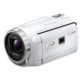 HDR-PJ675-W【税込】 ソニー デジタルHDビデオカメラレコーダー「HDR-PJ675」(ホワイト) [HDRPJ675W]【返品種別A】【送料無料】【RCP】