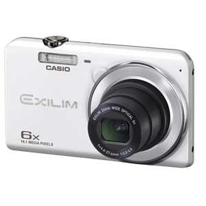 EX-ZS28-WE【税込】 カシオ デジタルカメラ「EX-ZS28」(ホワイト) [EXZS28WE]【返品種別A】【送料無料】【RCP】