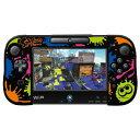 【Wii U】シリコンカバーコレクション for WiiU Game Pad(スプラトゥーン)Type-B 【税込】 キーズファクトリー [SCU-003-2]...