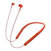 MDR-EX750BT-R【税込】 ソニー Bluetoothワイヤレスステレオヘッドセット(シナバーレッド) SONY h.ear in Wireless [MDREX750BTR]【返品種別A】【送料無料】【RCP】