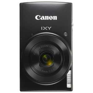 IXY190(BK)【税込】 キヤノン デジタルカメラ「IXY 190」(ブラック) [IXY190BK]【返品種別A】【送料無料】【RCP】