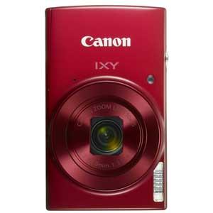 IXY190(RE)【税込】 キヤノン デジタルカメラ「IXY 190」(レッド) [IXY190RE]【返品種別A】【送料無料】【RCP】