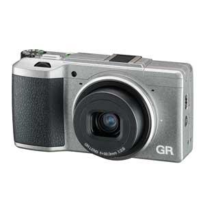 GR2SILVEREDITION【税込】 リコー デジタルカメラ「RICOH GR II Silver Edition」 RICOH GR2 シルバーエディション [GR2SILVEREDITION]【返品種別A】【送料無料】【RCP】
