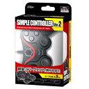 【PS3】PS3/PSVitaTV用シンプルコントローラーVer.2 アクラス SASP-0336